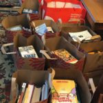 On Discarding Books
