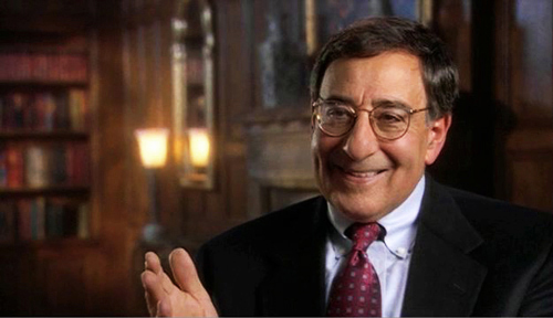 leon panetta young. Leon Panetta at St. Francis